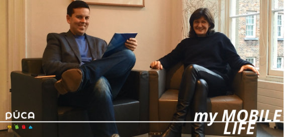 My Mobile Life, with Suzanne Delaney of Ogilvy Dublin