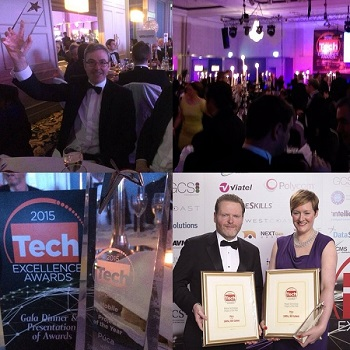 Púca Wins Mobile Project of the Year at Tech Excellence Awards