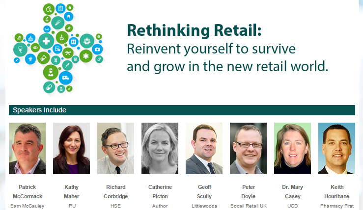 Rethinking Retail at the Pharmacy Summit
