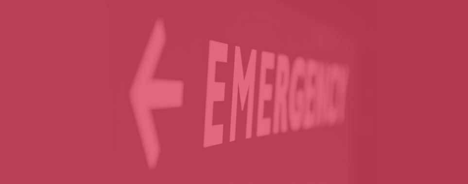 Using SMS for Emergency Planning