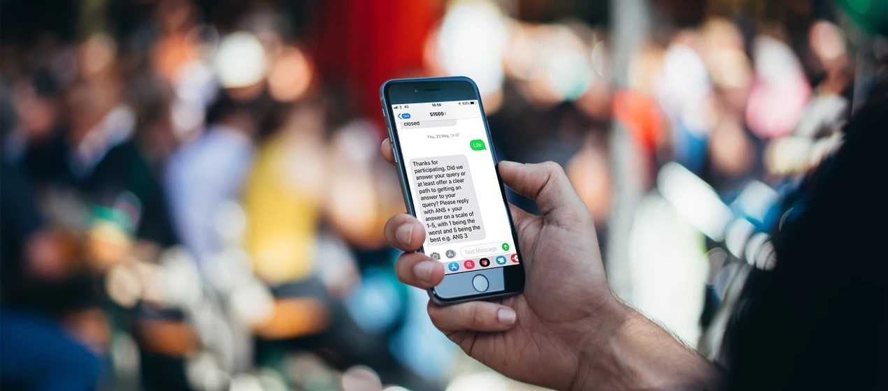 Corporate Messaging: Back to the Future with SMS