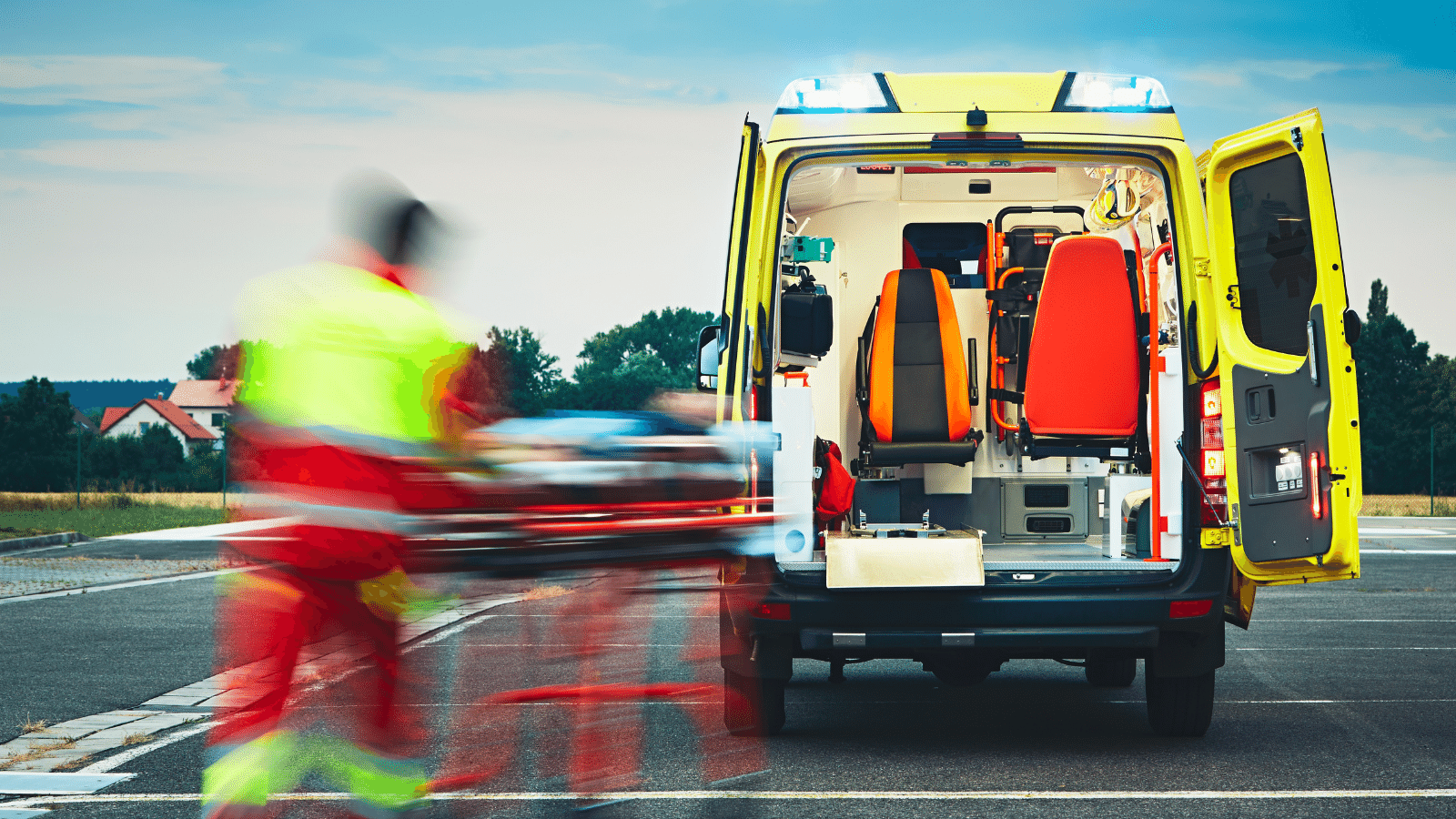 BT ECAS: How SMS is helping Emergency Services save lives